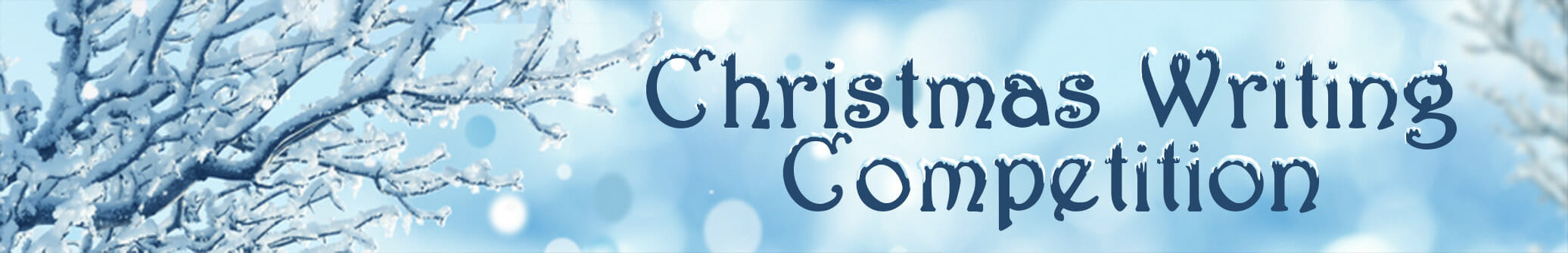 Christmas Writing Competition Snow Queen Story